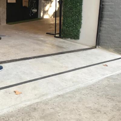 El nuevo Mercat de Villa Crespo continua realizando obras de accesibilidad