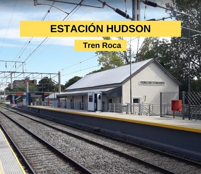 Falta de accesibilidad en la Estación Hudson del Tren Roca